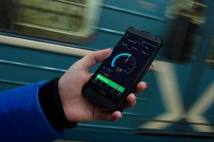 Оператори запустили 4G на вісьмох станціях метро