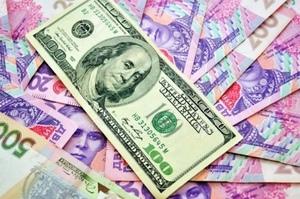 Нацбанк зміцнив гривню до 27,17 за долар