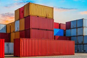 «Укрзалізниця» у 2020 році вдвічі збільшила об'єми контейнерних перевезень