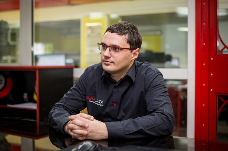 Засновник і CEO EnCata: «Під час пандемії потреба в інженерах різко підскочила»