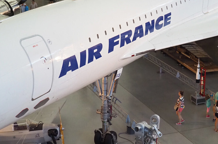 Air France відновить рейси в Україну наступного тижня