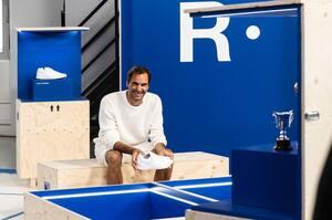 Роджер Федерер представив власну модель веганських кросівок