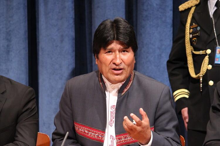 Прокуратура Болівії обвинуватила колишнього президента Ево Моралеса у тероризмі