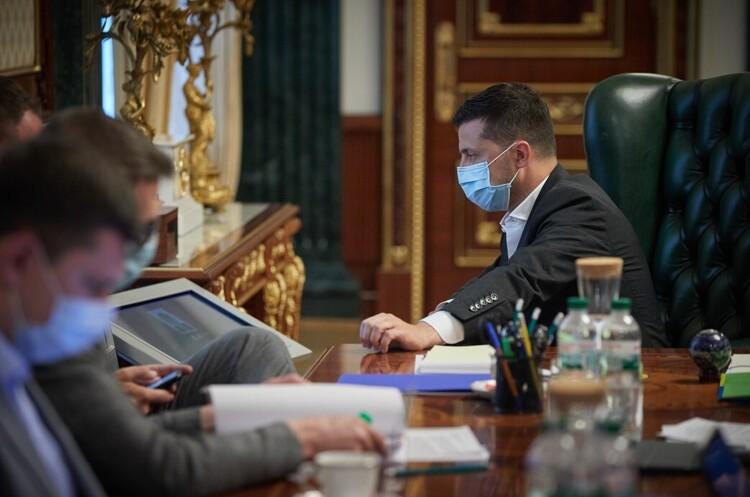НАЗК подає до суду на Зеленського