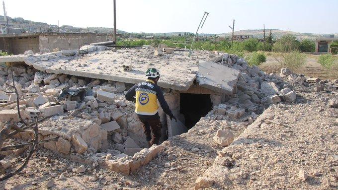ООН розцінив удари РФ та Сирії по Іділбу як військові злочини