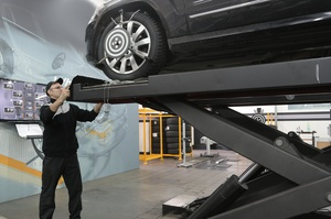 Автовиробництво в Україні в І півріччі скоротилося на 36%