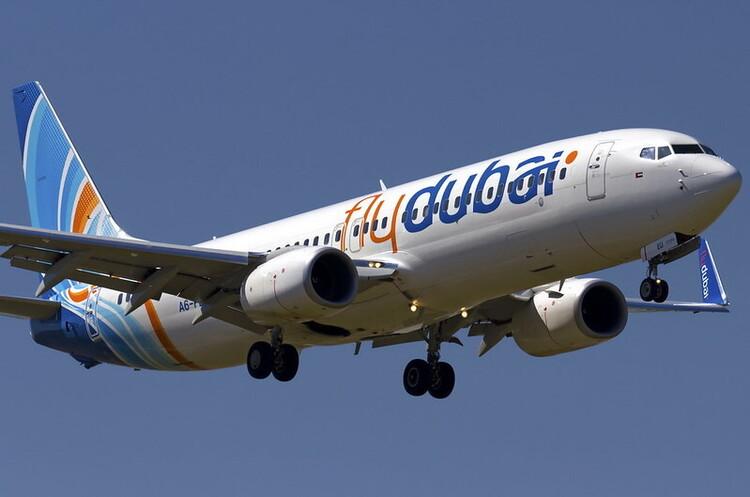 Flydubai возобновил регулярные полеты из Дубая в Борисполь