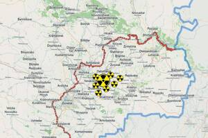 Після затоплення шахти на окуповані Донеччині у горизонтах питної води знайдено радіонукліди