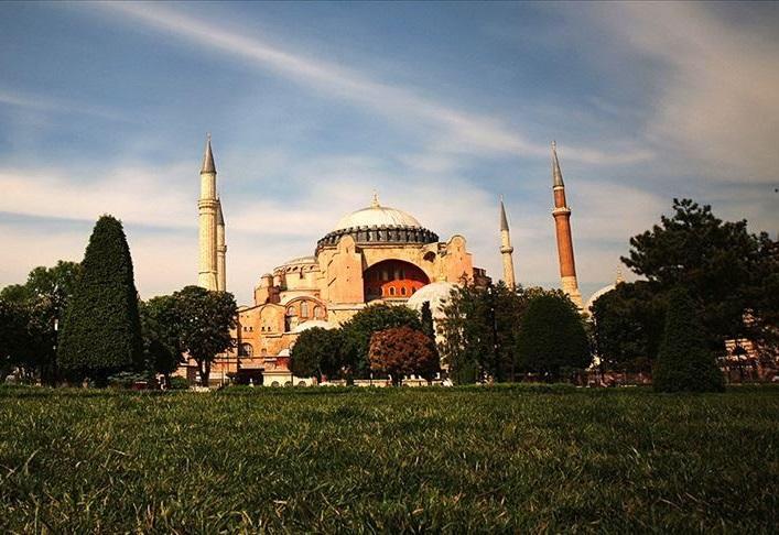 Собор Святої Софії в Туреччині знову став мечеттю, указ підписано президентом Ердоганом