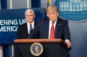 «Відносини з Китаєм серйозно зіпсовані»: Трамп заявив, що не розглядає торгову угоду з КНР