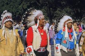 Верховний суд в США визнав півштату землею індіанців