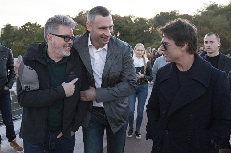 Фільм «Місія нездійснена 7» не зніматимуть в Україні