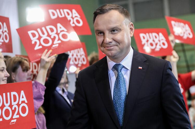 Переможцем на президентських виборах у Польщі став Дуда