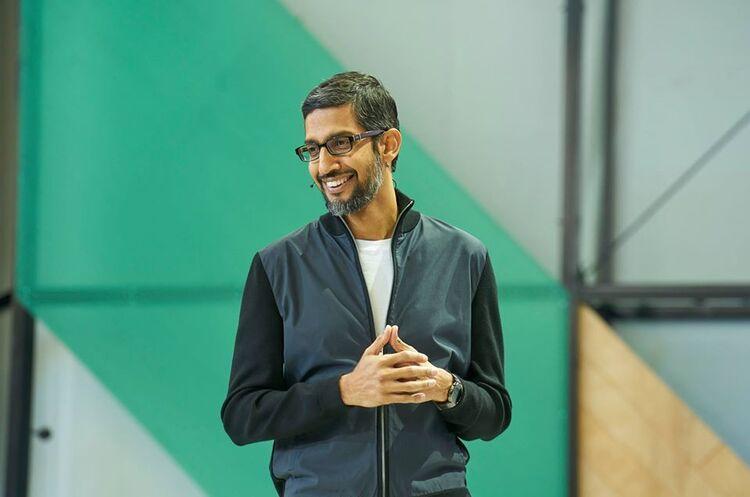 Google інвестує $10 млрд в розвиток своїх технологій в Індії протягом 5-7 років
