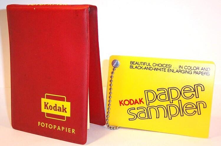 Kodak продала бізнес з виробництва фотопаперу та реактивів Китаю