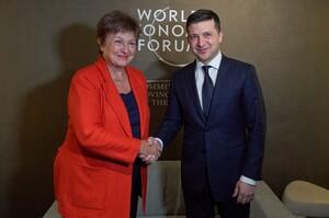 В інтересах України зберегти незалежність Нацбанку – глава МВФ