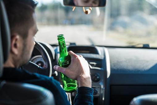 Рада підтримала законопроєкт про посилення покарання для п'яних водіїв