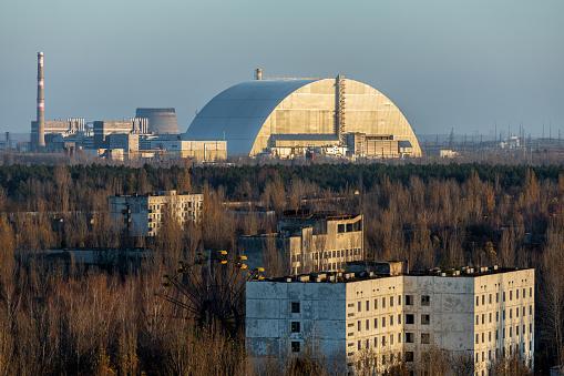 Атомний регулятор перевіряє, чи може ЧАЕС експлуатувати Арку