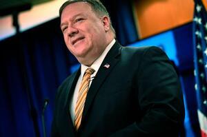 «Забирайтеся зараз»: Помпео заявив, що США вводять санкції проти «Північного потоку 2»