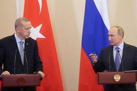 Эффект домино: как азербайджано-армянские бои накалили антагонизм Турции и России