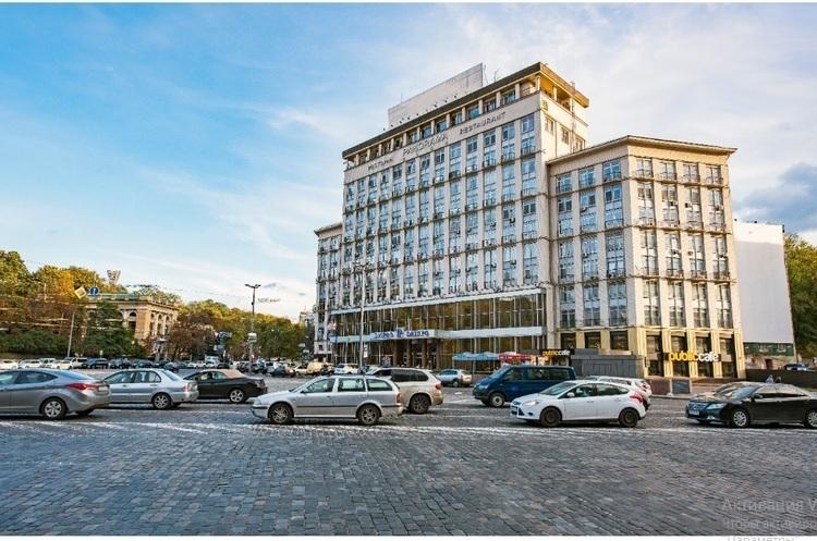 В Киеве может стать на один пятизвездочный отель больше