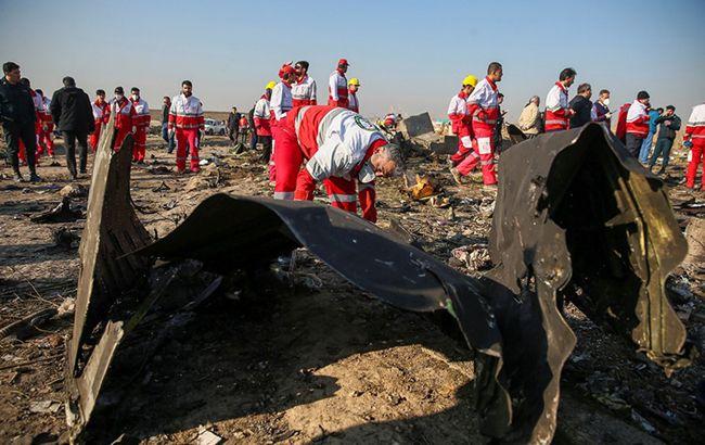 Дослідження самописців зі збитого над Тегераном літака МАУ розпочнеться вже сьогодні