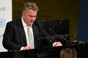 Постійний представник України при ООН став віцеголовою ЕКОСОР