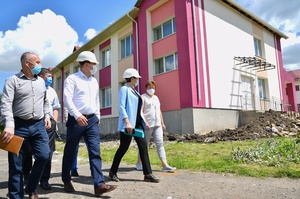 На 8-ми об'єктах «Великого будівництва» у Рівненській області встановили вебкамери