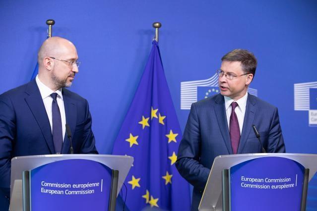 Єврокомісія: Київ може виконати вимоги отримання 600 млн євро вже до кінця року