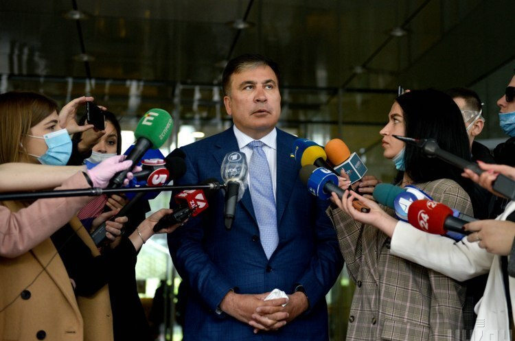 Полная децентрализация: Саакашвили предложил реформу ГАСИ