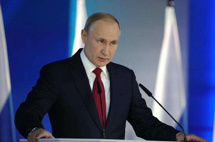 Російський флот отримає унікальну гіперзвукову зброю – Путін