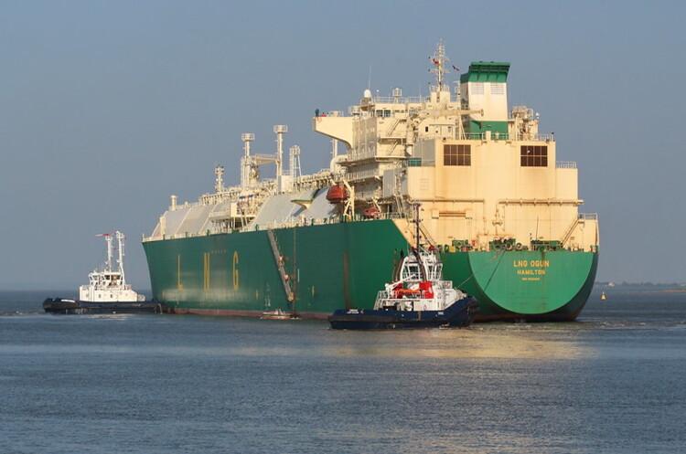 Росія випередила США за обсягами імпорту СПГ до Китаю