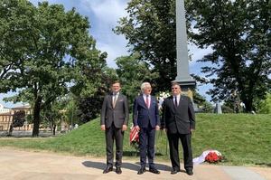 Україна, Литва і Польща створили «Люблінський трикутник»
