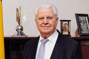 Кравчук замінив Кучму на переговорах у Мінську