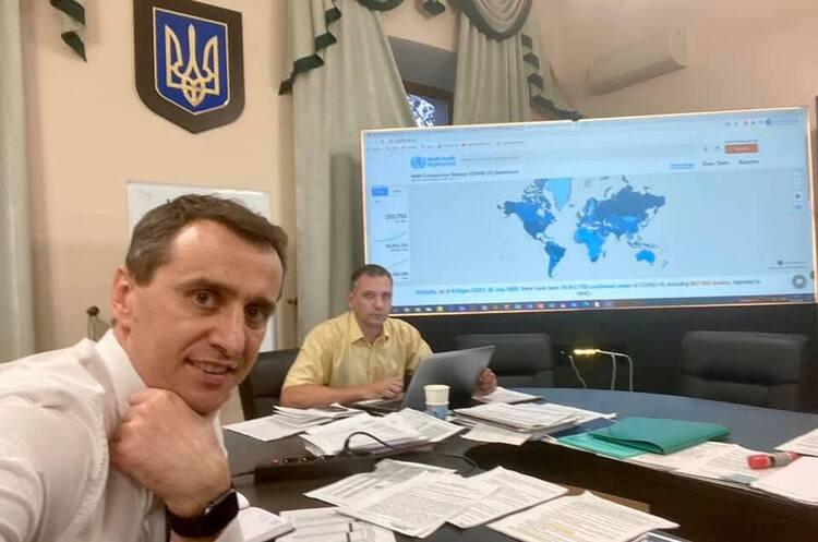 ВООЗ надасть Україні вакцину проти COVID-19 для 20% населення – Ляшко