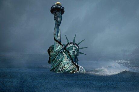 Рекордний колапс: 10 ключових фактів про найгірший за 145 років обвал ВВП США