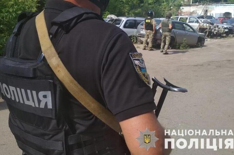 Поліція знайшла та ліквідувала полтавського терориста