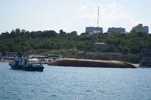 Адміністрація морпортів оголосила конкурс на підйом танкера «Делфі»