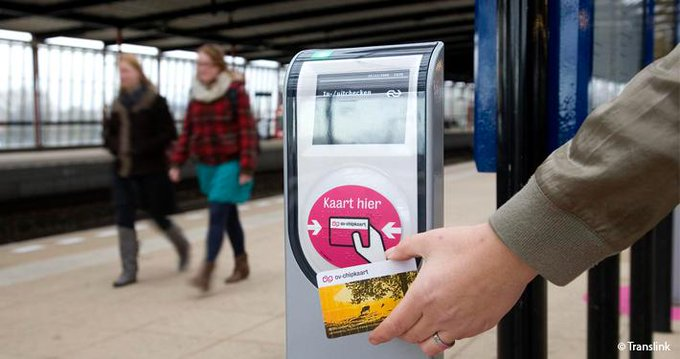 SmartTicket на українському транспорті повноцінно запрацює восени — Криклій