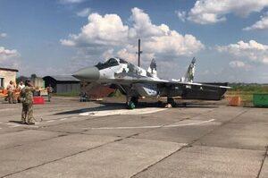 Львівський авіаремонтний завод передав військовим модернізований винищувач