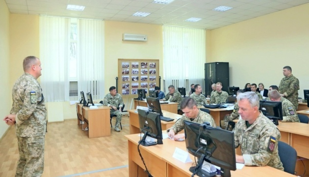 Українську військову освіту реформують за стандартами НАТО