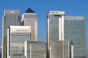 Прибуток найбільшого банку Європи HSBC упав на 96%