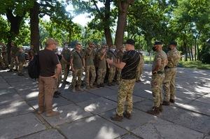 Півтори сотні бійців Сухопутних військ ЗСУ розпочали підготовку в рамках місії «Orbital» під керівництвом британських інструкторів