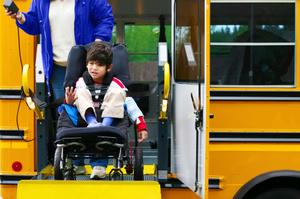 У Києві запустять соціальне таксі для дітей з інвалідністю