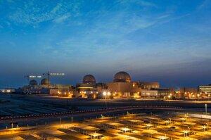 ОАЕ першими в арабському світі запустили атомну електростанцію