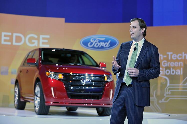 Ford Motor несподівано отримав нового голову