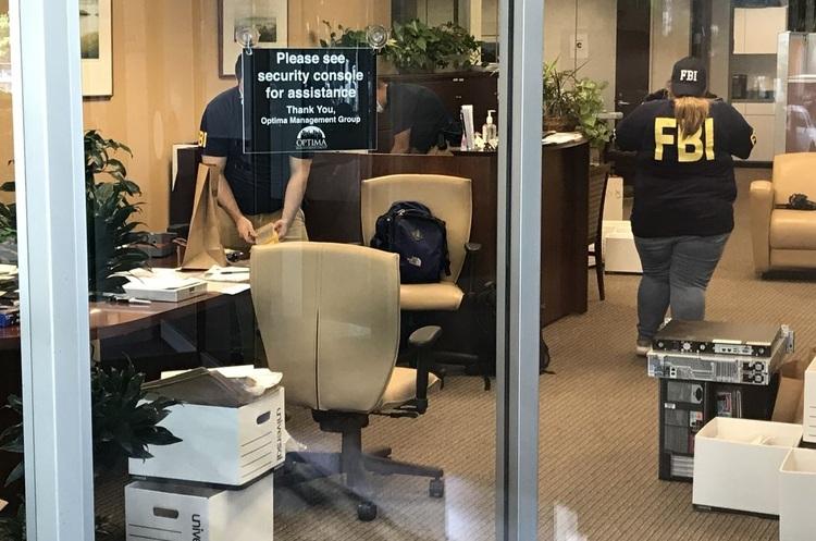 ФБР прийшло з обшуками в офіси компанії Коломойського в Клівленді – ЗМІ