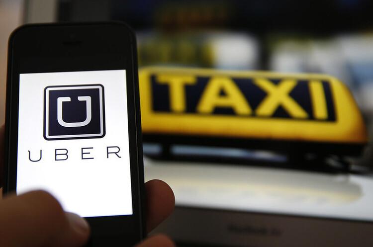 Uber купує британську технологічну Autocab