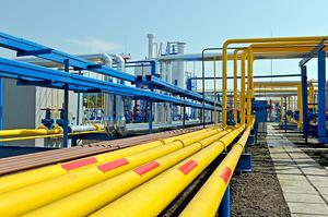 Транзит газу  через ГТС України зменшився на 44% порівняно з аналогічним періодом минулого року