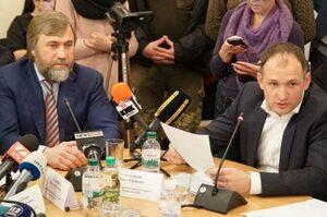 Зеленський прокоментував призначення Татарова заступником глави Офісу президента
